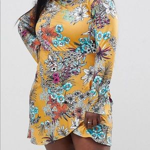 ASOS Floral Mini Dress for SALE!